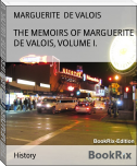 THE MEMOIRS OF MARGUERITE DE VALOIS, VOLUME I.