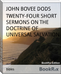 TWENTY-FOUR SHORT SERMONS ON THE DOCTRINE OF UNIVERSAL SALVATION
