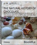 THE NATURAL HISTORY OF CHOCOLATE.
