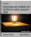 ASTOUNDING STORIES OF SUPER-SCIENCE, AUGUST 1930
