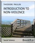 INTRODUCTION TO NON-VIOLENCE