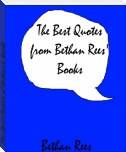 The Best Quotes of Bethan's Books
