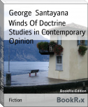 Winds Of Doctrine Studies in Contemporary Opinion