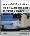 Project Gutenberg EBook of Woman's Institute Library of Cookery, Vol. 1