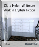 Work in English Fiction