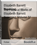 The Poetical Works of Elizabeth Barrett Browning, Volume IV