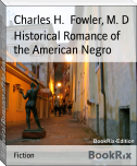 Historical Romance of the American Negro