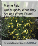 Quadrupeds, What They Are and Where Found