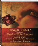 Rowan Blaize and the Hand of Djin Rummy