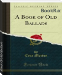 Book Of Old Ballads