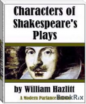 Characters Of Shakespeare's Plays (Fiscle Part-X)