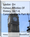Famous Affinities Of History,  Vol 1-4, Complete (Fiscle Part-Xi)
