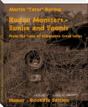 Kudzu Monsters - Eunice and Toonis