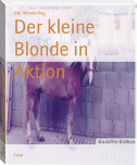 Der kleine Blonde in Aktion