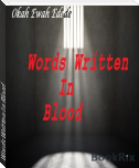 Words Written In Blood
