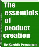 The essentials of  product creation
