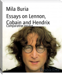 Essays on Lennon, Cobain and Hendrix