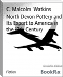 North Devon Pottery and Its Export to America in the 17th Century