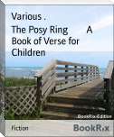The Posy Ring        A Book of Verse for Children