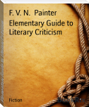 Elementary Guide to Literary Criticism