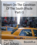 Report On The Condition Of The South (Fiscle Part-I)
