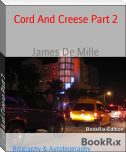 Cord And Creese Part 2