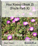 Hou Xiyouji (Book 2) (Fiscle Part-X)