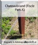 Chateaubriand (Fiscle Part-X)