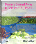 Barriers Burned Away (Fiscle Part-XI) Part 1