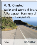Walks and Words of Jesus A Paragraph Harmony of the Four Evangelists
