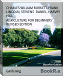 AGRICULTURE FOR BEGINNERS REVISED EDITION