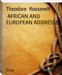 AFRICAN AND EUROPEAN ADDRESSES