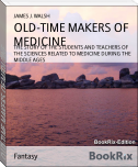 OLD-TIME MAKERS OF MEDICINE