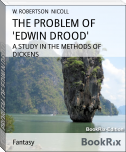 THE PROBLEM OF 'EDWIN DROOD'