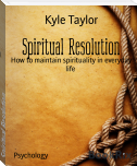 Spiritual Resolution