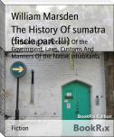 The History Of sumatra (fiscle part-III)