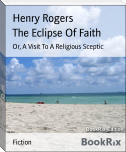 The Eclipse Of Faith