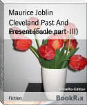 Cleveland Past And Present (fiscle part-III)