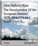 The Development Of the European Nations, 1870-1914 (5Th Ed.) Fiscle (Part-I)