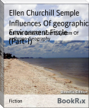 Influences Of geographic Environment Fiscle (Part-I)