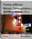 Memoir, Correspondence, And Miscellanies