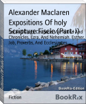 Expositions Of holy Scripture Fiscle (Part-I)