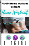 Fit Girl Home Fitness Program