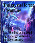 The crystal forest adventure