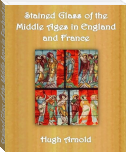 Stained Glass of the Middle Ages in England and France