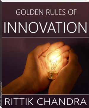 Golden Rules of Innovation