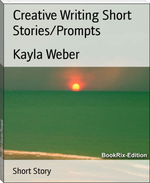 Creative Writing Short Stories/Prompts