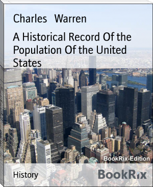 A Historical Record Of the Population Of the United   States