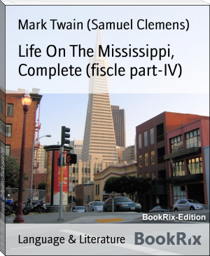 Life On The Mississippi, Complete (fiscle part-IV)