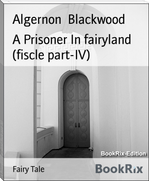 A Prisoner In fairyland (fiscle part-IV)